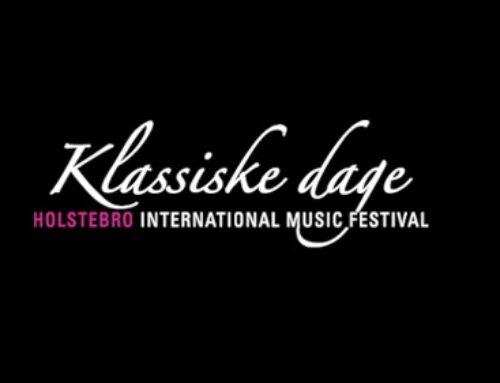 Klassiske Dage – søndag d. 4. oktober kl. 15.30 – Masterclasskoncert