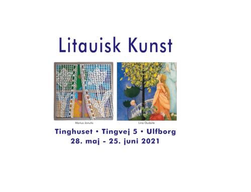 Vestjysk Kunstforening præsenterer: Forårsudstilling 2021